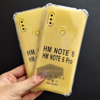 Xiaomi Redmi Note 6 , Note 6 Pro Anticrack Case / Anti crack Softcase