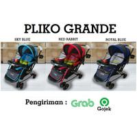 Pliko Grande Stroller bayi Khusus GO-SEND / GO-JEK