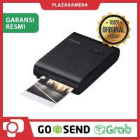 Canon QX10 SELPHY Square Compact Photo Printer Black