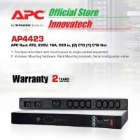 APC AP4423 Rack ATS 230v 16A
