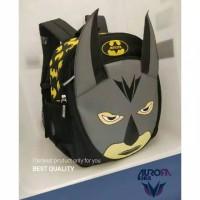 tas karakter anak sekolah batman