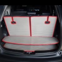 Karpet Bagasi+sandaran jok + bagasi bawah CRV TURBO
