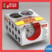 Indikator Meter / Gauge Autogauge Watertemp 2inch