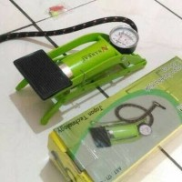 Pompa Injak / Pompa Ban Sepedah,Motor,Mobil,Pompa Manual /Pompa Angin