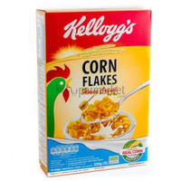 KELLOGG'S HONEY CRUNCH CORN FLAKE 220GR