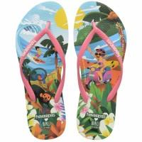 Havaianas Slim Local Soul Bali 0719-Purple - Sandal Wanita - Ungu, 39-40