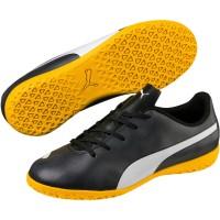 Sepatu Futsal PUMA Rapido IT Black 104799 02