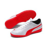 Sepatu Futsal PUMA Rapido IT White-Light 104799 03
