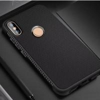 Shockproof Anti Slip Slim Black Matte Case Xiaomi Redmi Note 5 Pro -