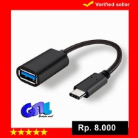 OTG KABEL USB TYPE C mobile phone OTG conector Kit high quality