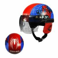 SUPER Helm Anak Balita Retro Spiderman