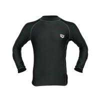 Arena Men Swim T-Shirt GY AWW-E052 Baju Renang Pria Dewasa Abu-Abu