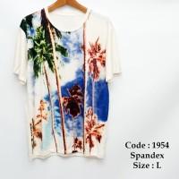 Baju Kaos Pendek / Kaos Santai Pria / Kaos Surfing Kekinian