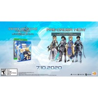PS4 SWORD ART ONLINE: Alicization Lycoris (R3 / Reg 3 / Eng, PS4 Game)