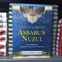 Asbabun Nuzul Latar belakang turun Al Quran Imam Jalaluddin As Suyuthi