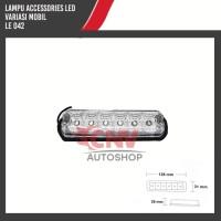 Lampu LED Aksesoris Variasi Mobil (LE-042)