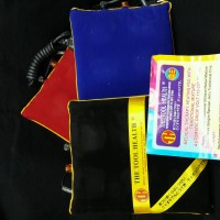 Bantal terapi pemanas listrik tool health physiotherapy