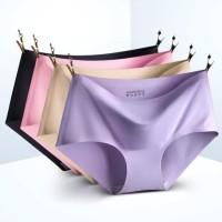 Celana dalam Seamless /Celana Dalam Wanita Tanpa Jahitan Anti Nyeplak