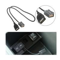 Kabel USB AUX MP3 Audio Input untuk Honda crv jazz accord civic brio