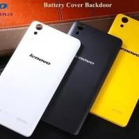 Backdoor Lenovo A6000 Back Cover tutup belakang Back Case - Kuning