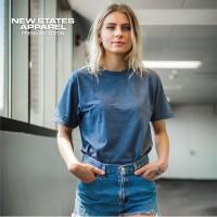Part 3 - Kaos Polos New States Apparel 7200 Premium Cotton T-shirt