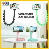 Lazypod Gurita Cute Worm Lazy Phone Holder Guritapod Lazypod Fleksible