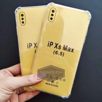 iPhone XS Max Anti Crack Case Casing / Anticrack softcase case