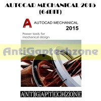 AUTOCAD MECHANICAL 2015 (64BIT) Full Version