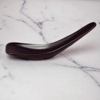 Artisan Ceramic | Metallic Square Spoon | Sendok Keramik