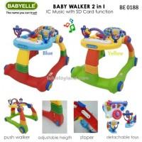 Baby Elle - 2 in 1 Walker