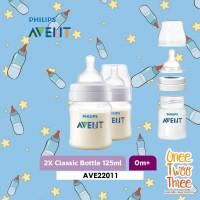 Philips Avent SCF560/27 Bottle Classic+ 125ml 2pcs⠀READY MANADO