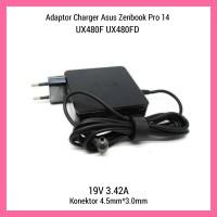 Adaptor Charger Asus Zenbook Pro 14 UX480F UX480FD 19V 3.42A Original