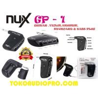 gitar plug nux gp1