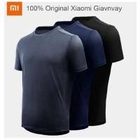 Quick Dry Sport Shirt Giavnvay Kaos Nyaman