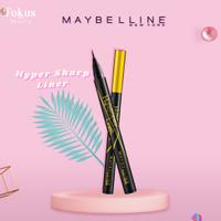Maybelline Hypersharp Liquid Pen Eyeliner MakeUp - Waterproof Eyeliner