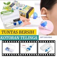 vakum telinga/vacum alat pembersih telinga penyedot kuping