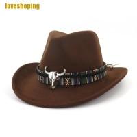 loveshoping☺ Cowboy Hat Stetson Style Fedora 100%Wool Sun Summer