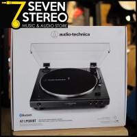 Audio Technica LP60X BT LP 60 X BT Black Turntable Vinyl Player