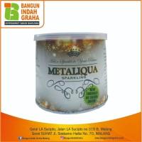 METALIQUA SPARKLING SILVER GREEN 09 (250CC)