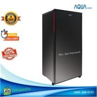 Kulkas 1 Pintu Aqua Sanyo D191 Big Freezer