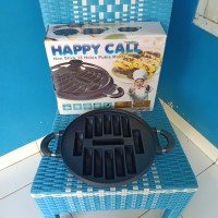 CETAKAN KUE PUKIS 13 LUBANG HAPPY CALL