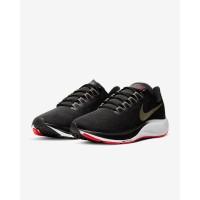 Sepatu Running Nike Air Zoom Pegasus 37 Black/Olive ORIGINAL