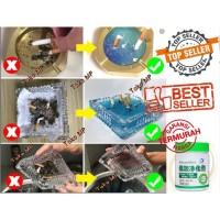 Gel Penghilang asap dan abu Rokok (30-60 kali pemakaian)
