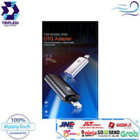 OTG Lightning To USB 3.0 TRIPLEDI Converter Adapter iPhone IOS iPad