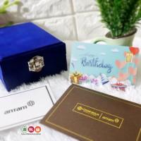 [SPECIAL BUNDLING] Emas Antam Gift Series Happy Birthday 0,5 Gram +Box