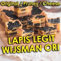 Kue Lapis Legit Wisman Wijsman Wysman Butter Original Mentega Spekuk