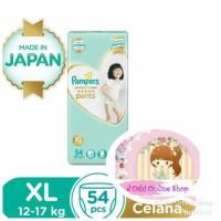 Pampers Premium Care Pants XL54 XL 54 Popok Celana
