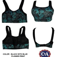 Sport Bra C&A (cut label) 34 36 38 40 42 jumbo big size besar