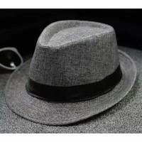 Topi Fedora Pria dan wanita