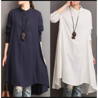 Tunik Shanghai jumbo [Baju Atasan Wanita 0140] TGQ